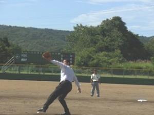 平成23年9月3日 第35回東北早起き野球大会