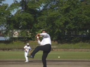 平成23年9月25日 横手市みのり川杯野球大会