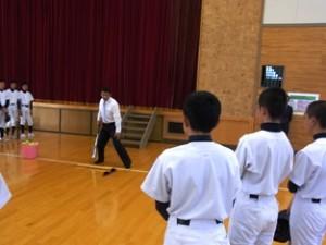 平成23年12月10日 湯沢北中学校教育講演会